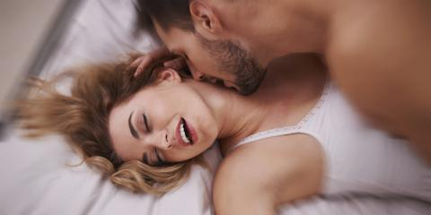 Paar beim Sex