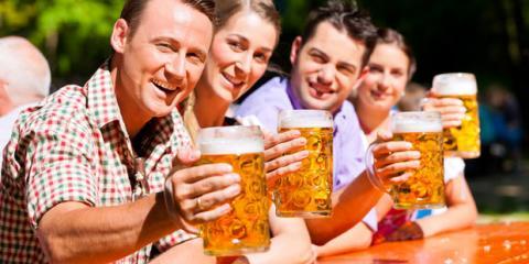 Alkohol kann Sodbrennen verursachen