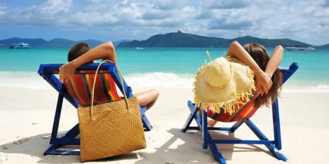 Sommergrippe im Urlaub