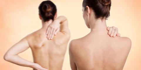 Starke Rückenmuskulatur lindert Schmerzen