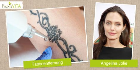 angelina mit tattoo
