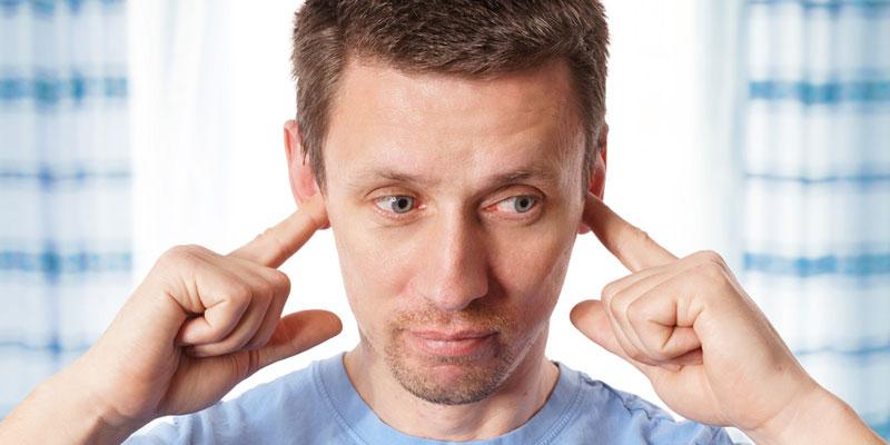 Ab wann Tinnitus belastet, ist individuell unterschiedlich