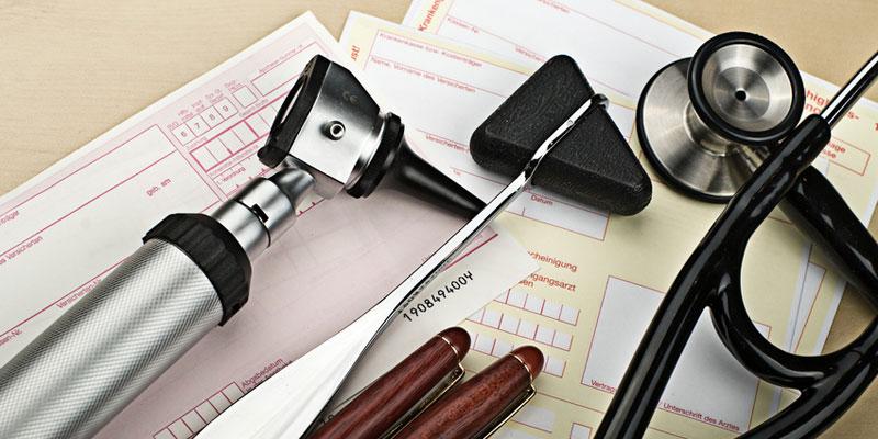 Tinnitus was tun? Überweisung HNO-Arzt
