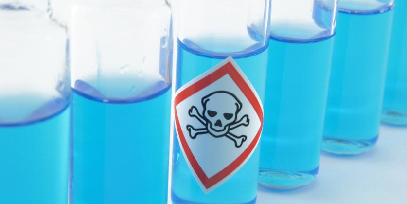 Vergiftungen können durch Medikamente, Giftpflanzen, Haushaltsreiniger und vieles mehr ausgelöst werden