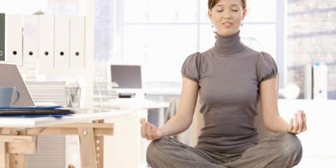Entspannen im Büro – das sind die besten Übungen