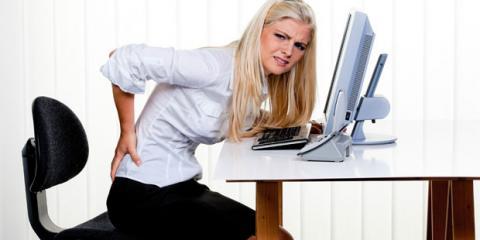 Viele haben Menschen haben Rückenschmerzen
