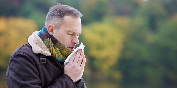 Eine erhöhte Infektanfälligkeit kann auf einen Vitamin-C-Mangel hindeuten