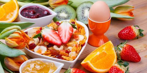 Vitamine sind essentielle Nahrungsbestandteile