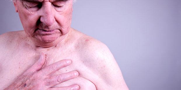 Vorhofflimmern ist vor allem bei älteren Menschen weit verbreitet