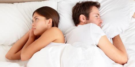vorzeitiger Samenerguss führt oft zu Beziehungsproblemen