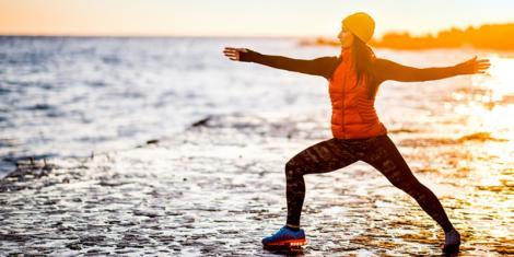 Ein Weg zu weniger Erschöpfung: Yoga gegen Stress bringt Körper und Seele wieder ins Gleichgewicht