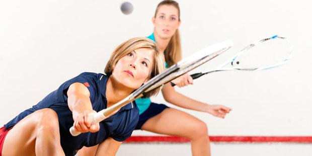 Zerrungen häufig nach Stop-and-go-Sportarten